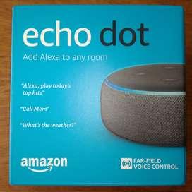 Amazon Echo Dot Alexa (3ra Generacion)
