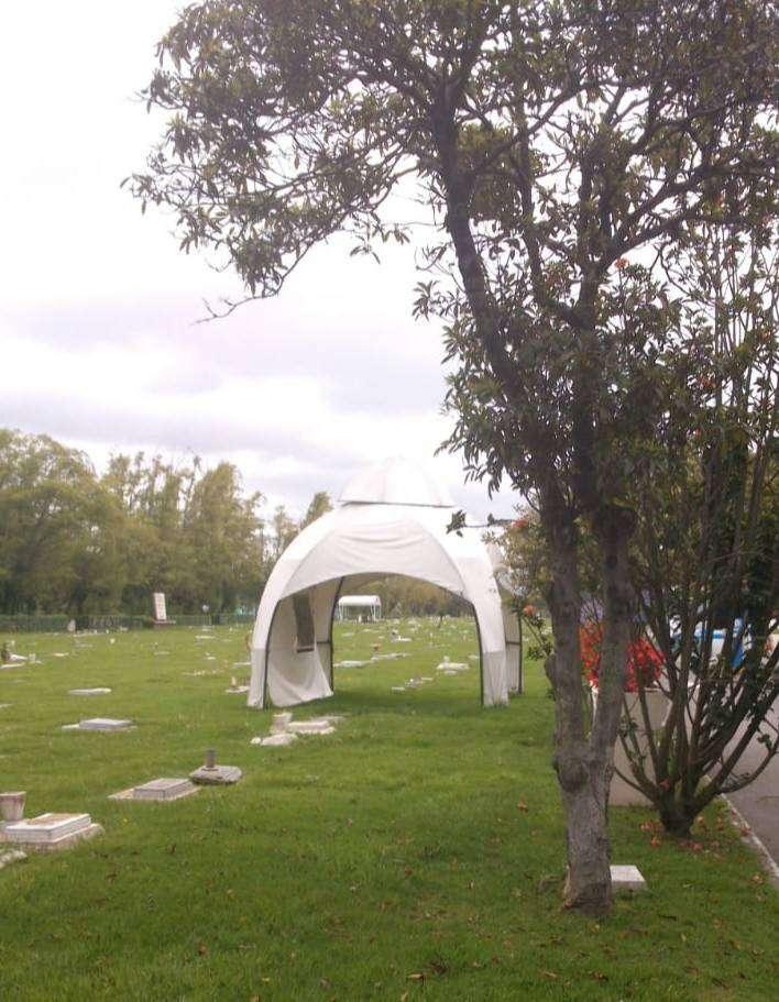 Lote Doble en Parque Cementerio, Jardines del Recuerdo 0