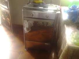 Cocina de Induccion marca Indurama.