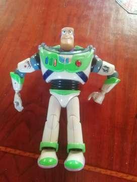 Vendo buzz lightyear de 1995