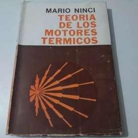 Teoria de Los Motores Termicos, Manual ingenieria inicial, por M Ninci
