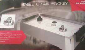 Vendo Barato Mini Air Hockey
