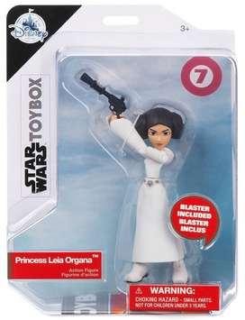 Disney Star Wars ToyBox Princess Leia Organa