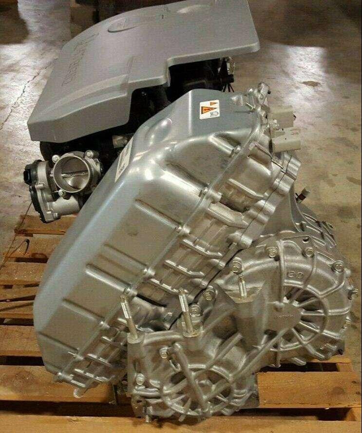 Transmision Ford Fusion/Escape hibrido 2009- 2014 0