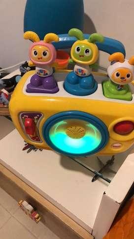 Radio didactico