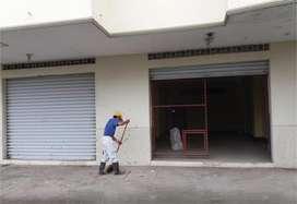 Sé alquila local comercial zona céntrica de El Guabo / provincia del Oro 73m2