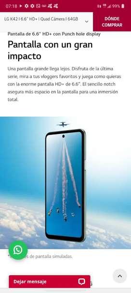 LG K 42 Nuevo