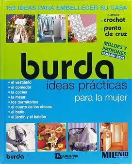 BURDA, Ideas Practicas para la Mujer