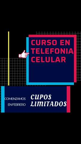 Curso de telefonia celular