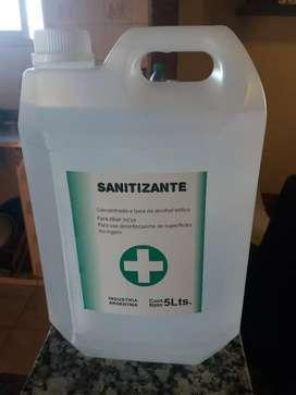 Sanitizante 96%