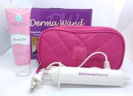 Kit Facial Antiedad Derma Wand Y Mask Skin Manteca de karite Narural Rous Natural e Hipoalergenica