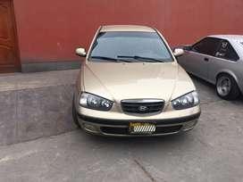 Ocasion Hyundai elantra 2001