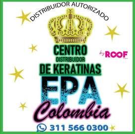 Keratina EPA Colombia