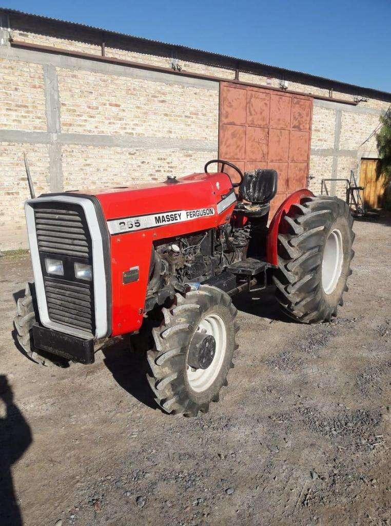tractor massey ferguson 265 4x4 frutero 0