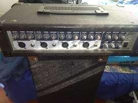 Amplificador Mixer Peavey USA 4 canales 150watts