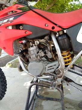 Moto Honda Cr 85 cc 2 tiempos