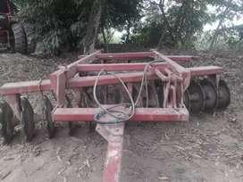 Romplo de Tractor