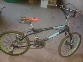vendo bici rodado 20 de salto semi mueva vendo o permuto con conos vendo 3800p