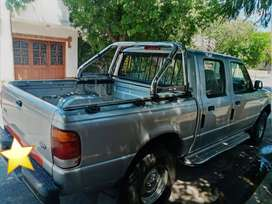VENDO CAMIONETA FORD RANGER IMPECABLE