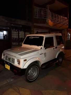Carro Chevrolet samurai