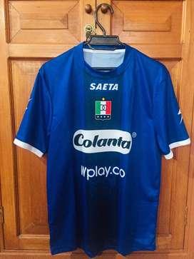 Camiseta Fútbol. Once Caldas (Colombia)