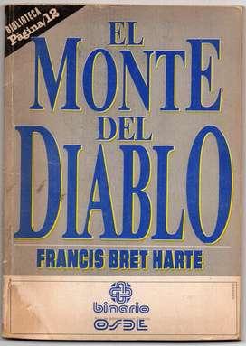 EL MONTE DEL DIABLO F. BRET ARTE