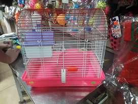 Jaulas varias para hamster consulte