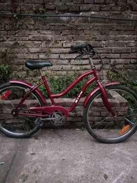 Bicicleta Aita rodado 24 Escucho oferta