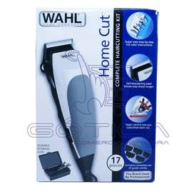 Maquina Peluquera Hogar 17 Piezas Wahl Home Cut 9243-1701
