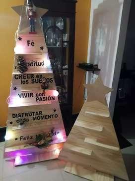 Arbolito de Navidad Venta por Mayor Promoción