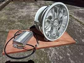LAMPARA LUZ BLANCA 80W