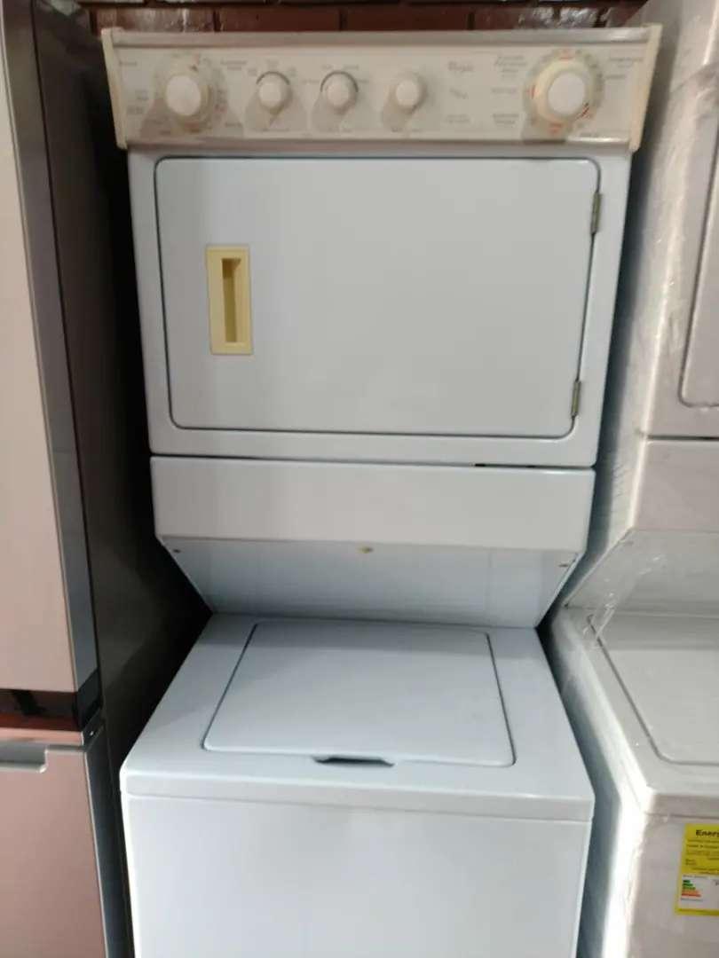 Venta de torre de lavado usada