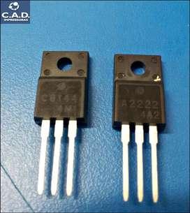 Transistor A2222 Y C6144 Remplazo Para Board Epson