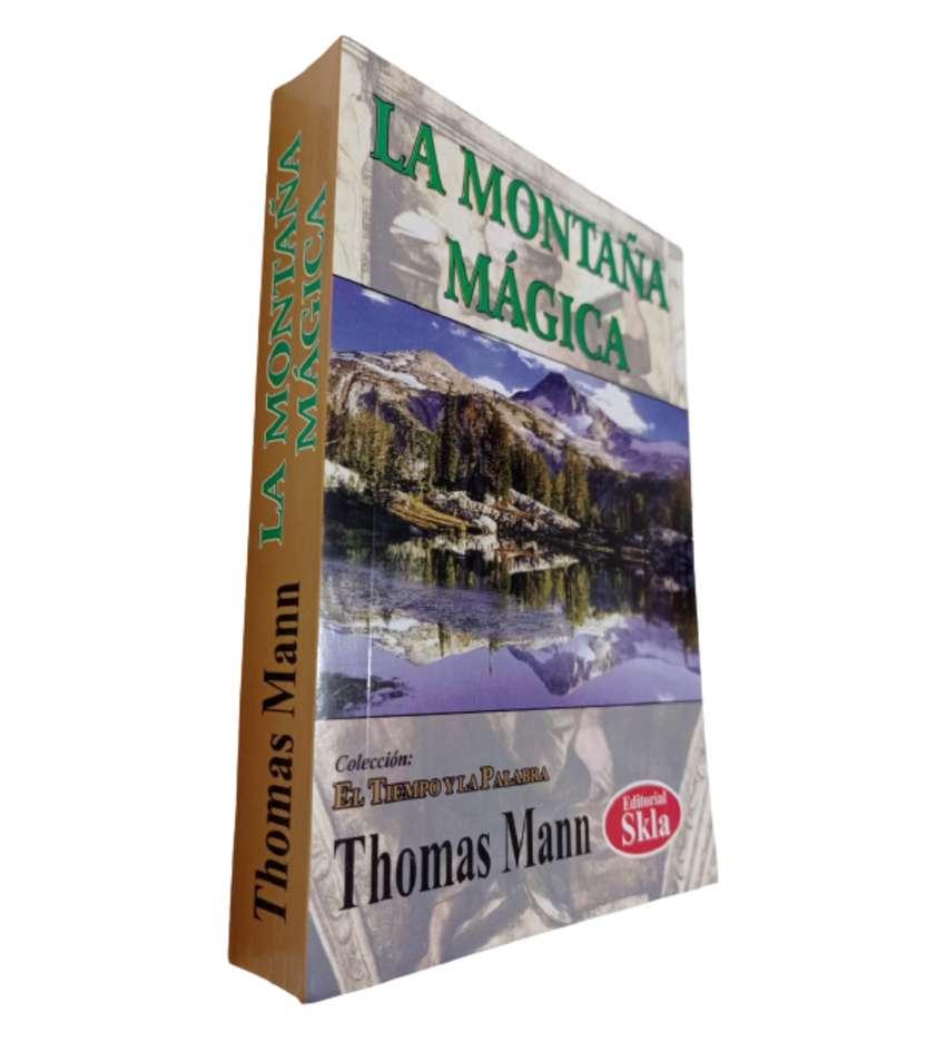La Montaña Mágica - Thomas Mann - Nuevo Original