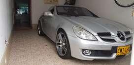 Mercedes slk 200 vendo o permuto por Toyota prado txl
