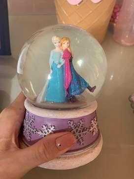 Bola de cristal de Frozen