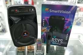 Parlante Bluetooth xtasxys 6.5 pulgadas