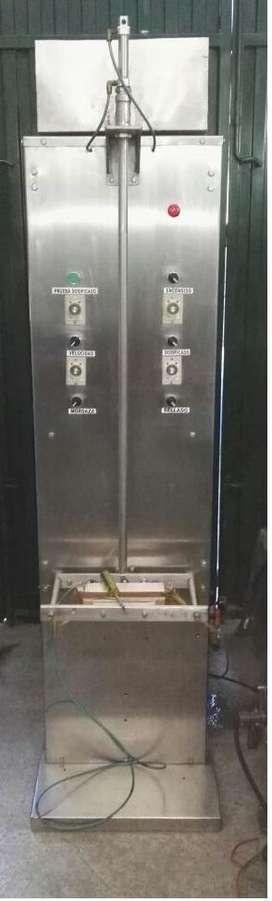 Empacadora de Agua Semiautomatica