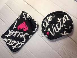 Portacosmeticos/neceser Pink Victoria Secret