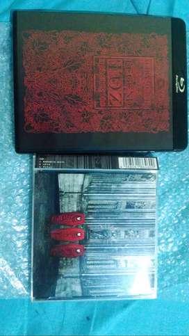 CD BabyMetal+ DVD + BlueRay Legend IDZ