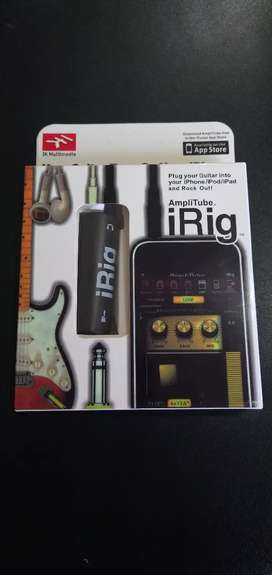 Irig 1 - Interface para celulares