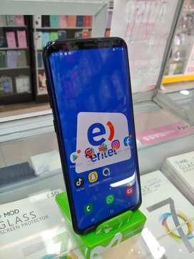 Samsung S8 plus + 3 protectores