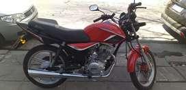 Se vende moto keller por falta de uso, negociable