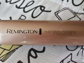 Plancha remington kheratin therapy