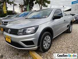 Volkswagen Saveiro Mt 1600CC 2019