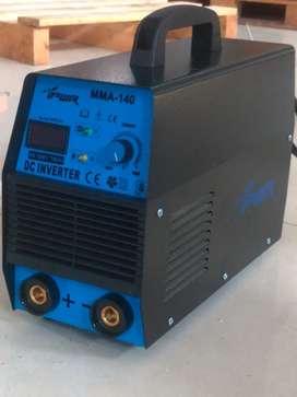 Equipo de soldadura inversor 110 y 220 voltios