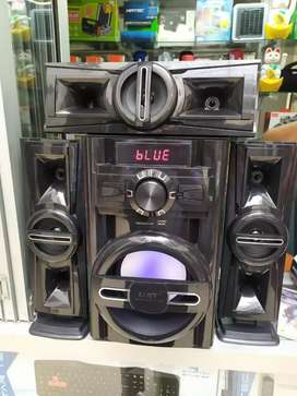 Minicomponente usb radio Bluetooth buen sonido y estilo
