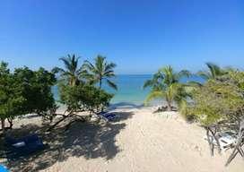 Espectacular lote en Venta isla Baru