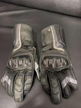 BMW guantes, originales talla 9