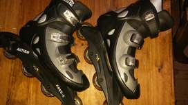 Rolers Action ABEC-5